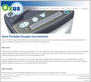 Oxus America website